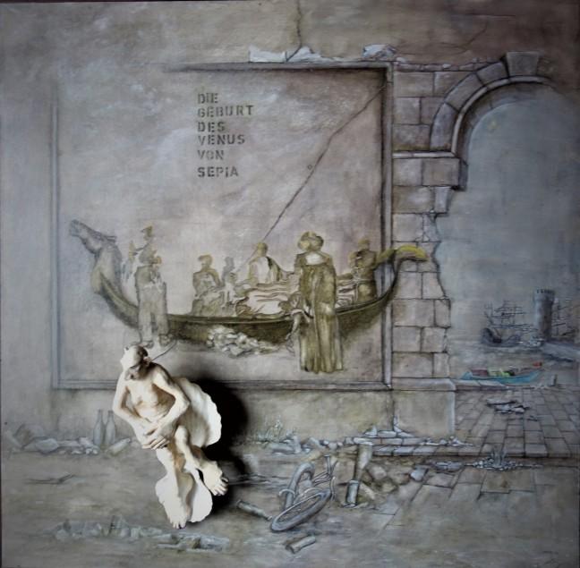 """""""DIE GEBURT DES VENUS VON SEPIA """"   #250"""